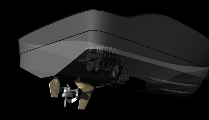 ZF Marine Introduces Project Disruption Concept